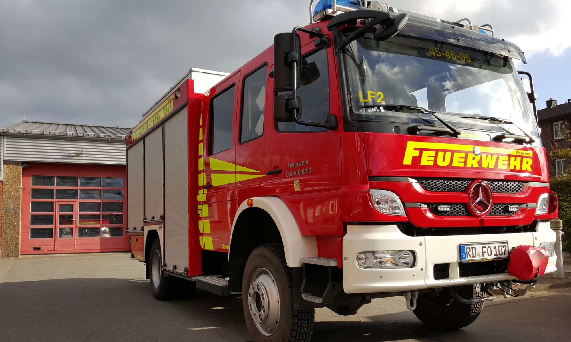Feuerwehr Osterrönfeld